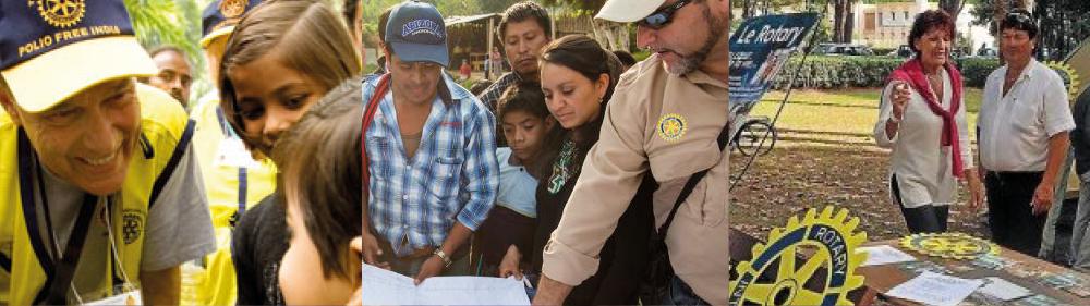 Devenir Rotarien