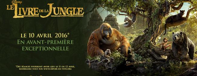 Espoire en tête - Le Livre de la Jungle